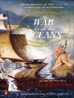 The War for All the Oceans Book - US Penguin paperback cover