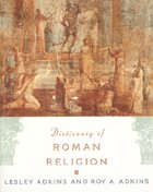 Dictionary of Roman Religion Cover