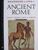 Handbook to Life in Ancient Rome Book Cover