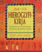 Finnish edition of 'The Little Book of Egyptian Hieroglyphs'