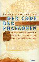 German paperback edition of 'The Keys of Egypt'