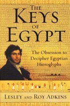 The Keys of Egypt - US Cover