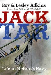 Cover of Jack Tar - Life in Nelson's Navy