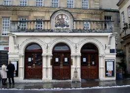 The Theatre Royal in Bath