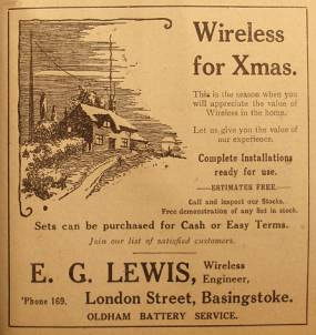 Wireless For Xmas