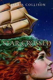 The cover of Star-Crossed, soon to be republished as Bahamas Bound