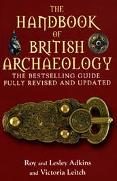 The Handbook of British Archaeology Cover