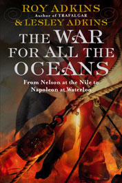 War For All The Oceans Book Cover