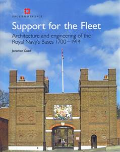Support For The Fleet Book Cover