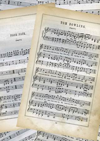 Some of Charles Dibdin's compositions