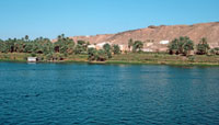 River Nile near Aswan