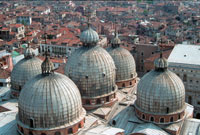 Domes of San Marco, Venice