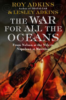 The War for All the Oceans Book Cover