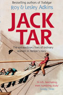 Jack Tar: Life in Nelson's Navy Book Cover