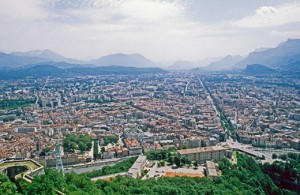 Grenoble Landscape