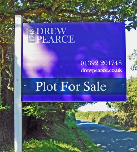 Plot for sale website