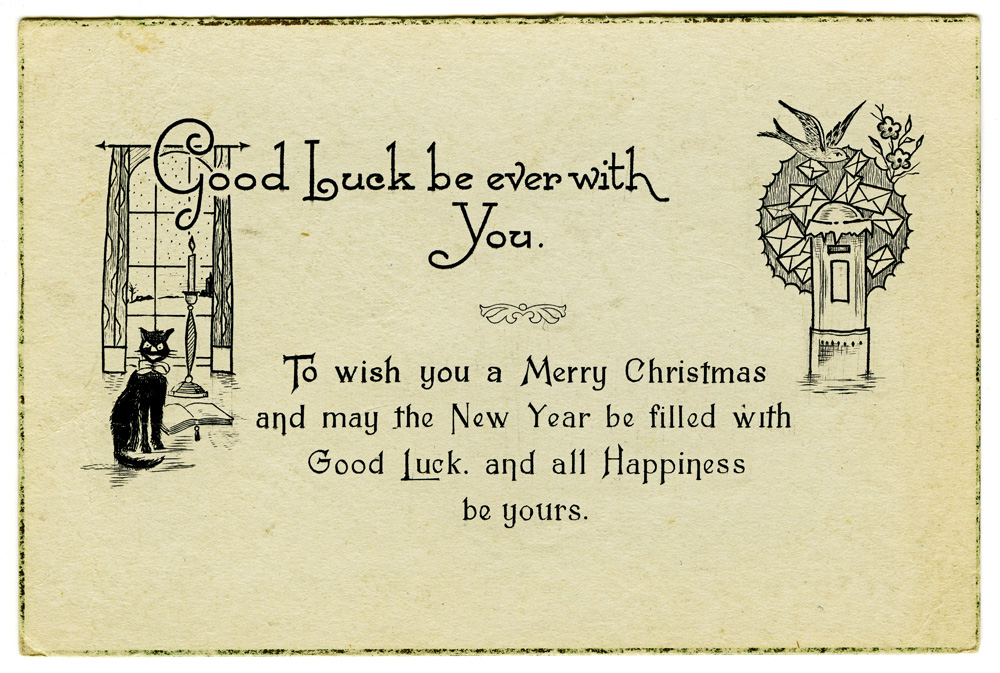World War One Christmas greetingostcard 2 (Blog)