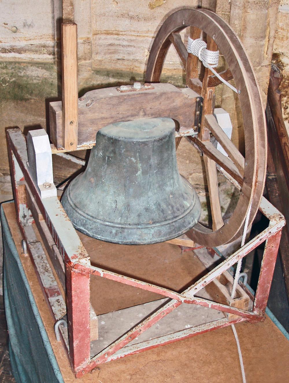Model of bell